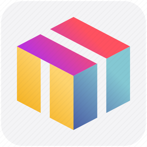 box, carton, carton box, goods, product, shop icon