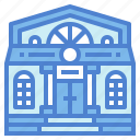building, college, education, university