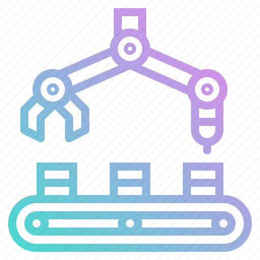 Ago, arm, factory, industrial, industry icon - Download on Iconfinder