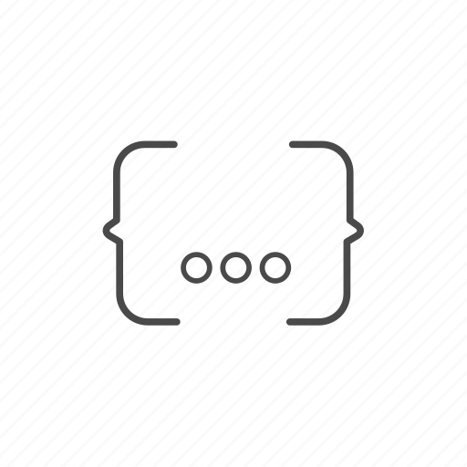 braces, code, coding, development, programming, scobe, script icon