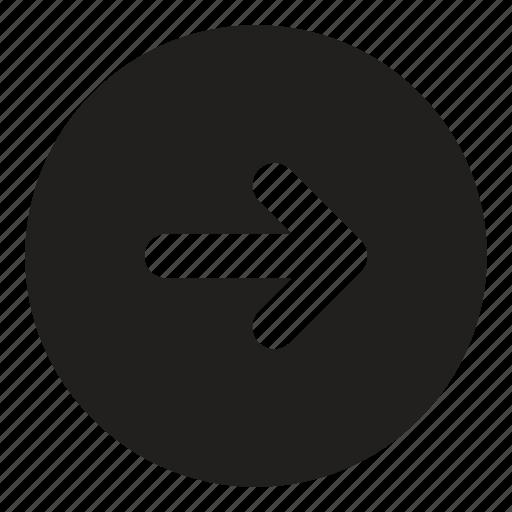 more, next, prev, previous, right, skip, step icon