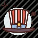 america, elections, hat, politics, sams icon