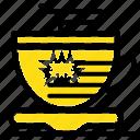 coffee, cup, tea, usa icon