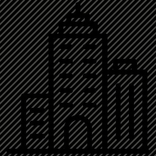 City building, cityscape, modern architecture, skyline, skyscraper icon - Download on Iconfinder