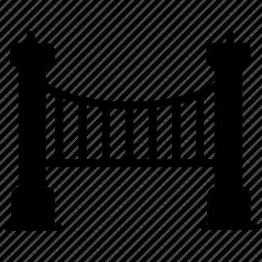 Arch, architecture, bridge, landmark, pathway icon - Download on Iconfinder