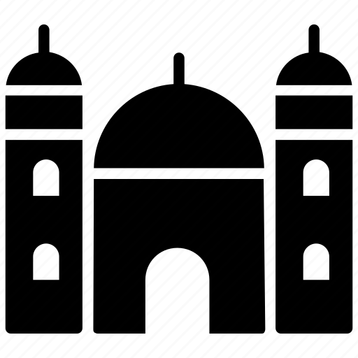 dome building, islamic building, islamic center, mosque, religious place icon