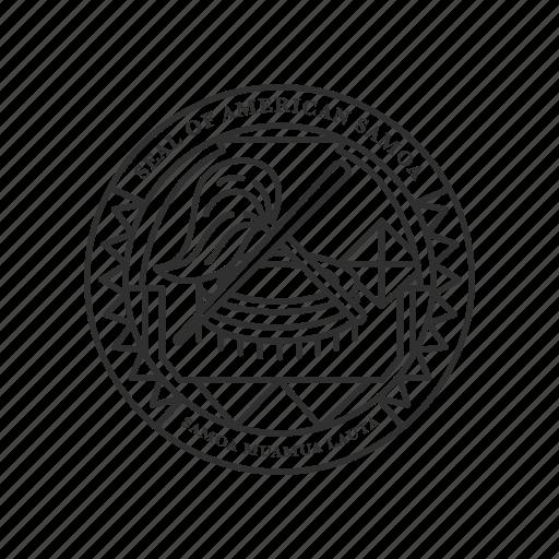 america, american samoa, samoa, samoan seal, samoan symbol, usa icon