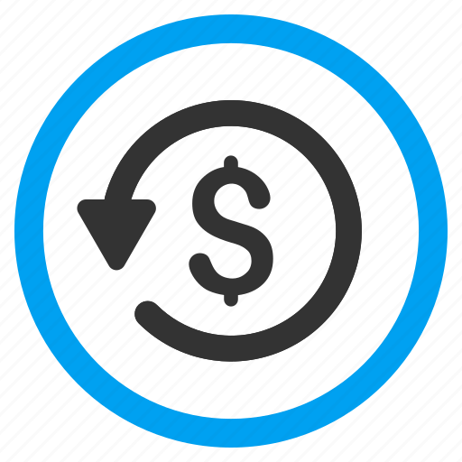 Bribe, chargeback, money back, rebate, refund, revert transaction, rollback icon - Download on Iconfinder