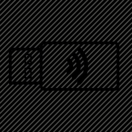 Usb, wireless, wlan, internet, network, signal, wifi icon - Download on Iconfinder