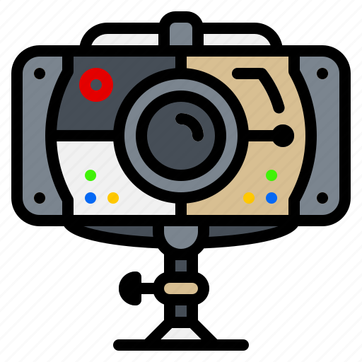 Action, cam, camera, electronic, gadget icon - Download on Iconfinder
