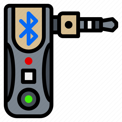 Audio, bluetooth, electronic, gadget, reciver, wifi icon - Download on Iconfinder