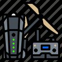 dji, drone, electronic, gadget, mavic, quadcopter