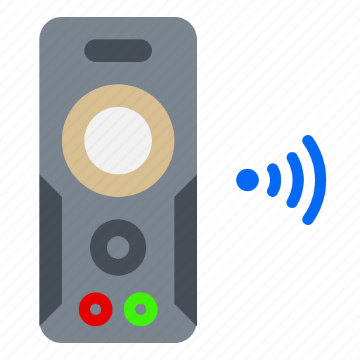 control, electronic, gadget, remote, wifi icon