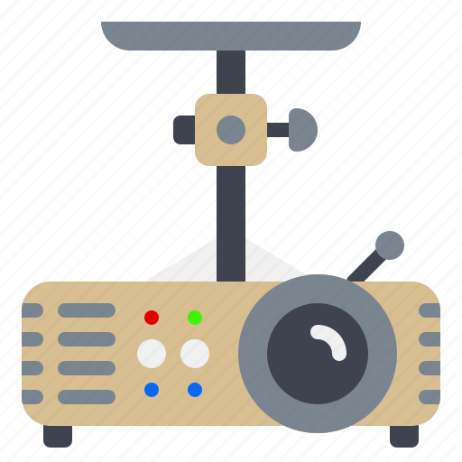 electronic, gadget, home, projector, theater, tv icon