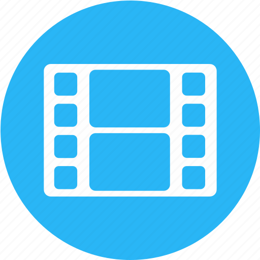 gallery, movie, movies, photo, photography, save, video icon