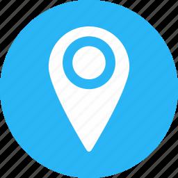 europe, globe, locator, map, navigate, pin, tracker icon