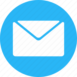 email, letter, mail, message, post, received, sms icon