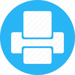 document, file, guardar, pdf, print, printer, save, statement icon