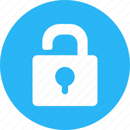 locker, password, protect, secure, security, unlock, unsecure icon