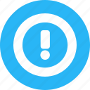 analytics, issue, report, sign, statistics, warning, what icon