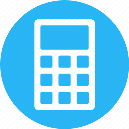 amount, bill, calculation, calculations, calculator, paid, pay icon