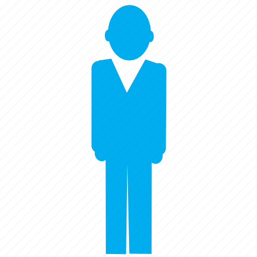 businessman, human, male, man, manager, person, user icon
