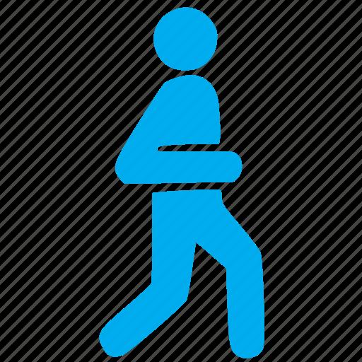 human, male, man, person, profile, sports, user icon