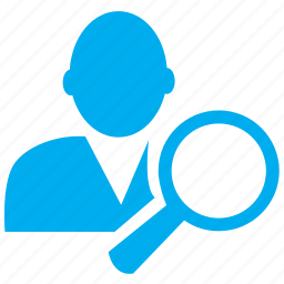 find, human, man, people, search, user, users icon