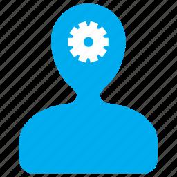 account, human, male, man, person, profile, user icon