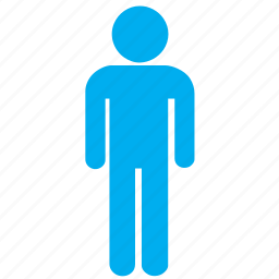 human, male, man, people, person, profile, user icon