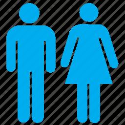 human, man, people, person, profile, user, users icon