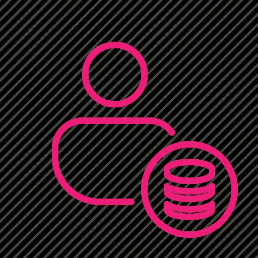 data, data warehouse, database, server, storage, store data icon