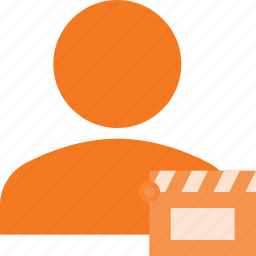 action, film, movie, people, user icon