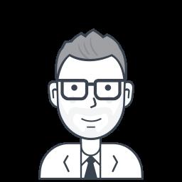 avatar, businessman, male, man, suit, user icon