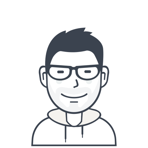 avatar, casual, male, man, person, user icon