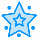 favorite, interface, star icon