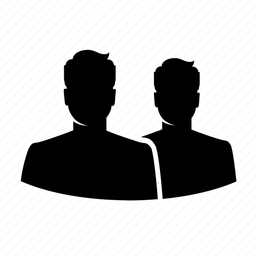 avatar, couple, gay, love, silhouette, team, user icon