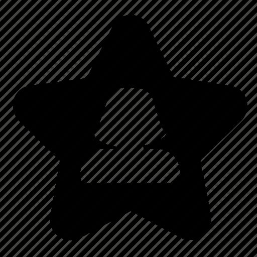 account, bookmark, profile icon
