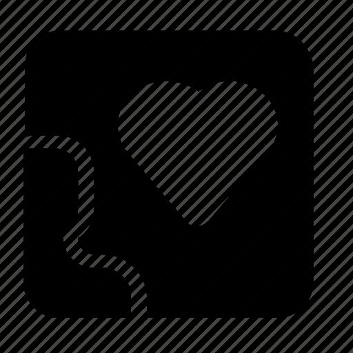 account, favorite, profile icon