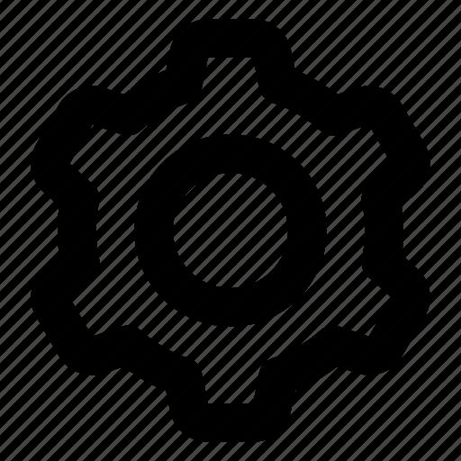 Adjust, cog, cogwheel, gear, options, preferences, settings icon - Download on Iconfinder