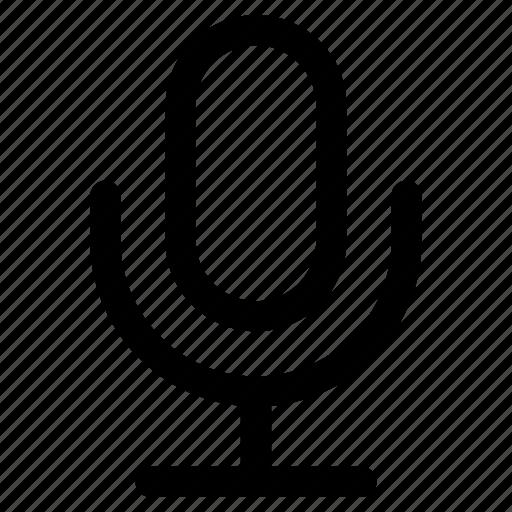 audio, mic, microphone, sound, studio recording icon