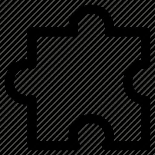 four puzzles, jigsaw puzzle, puzzle, puzzle pieces, tilling puzzle icon
