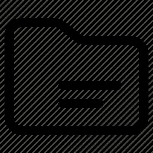 Informations, folder, file organizer, computer folder, file folder icon - Download