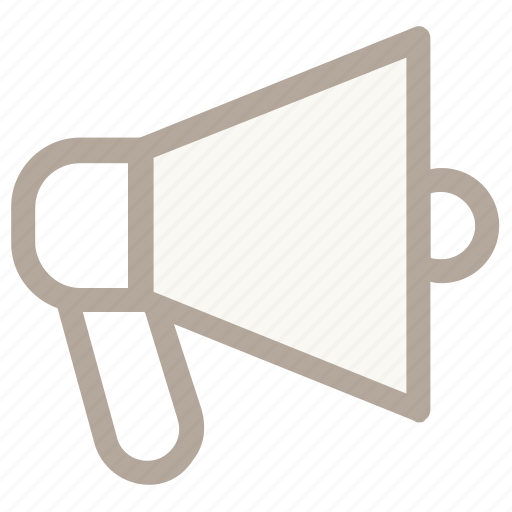 advertisement, announcement, loudspeaker, speaker, volume icon