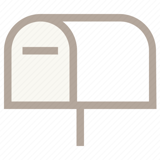 envelope box, letter box, letter envelope, mailbox, post box icon