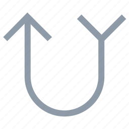 arrow, arrow shuffle, arrows, basic app, shuffle icon