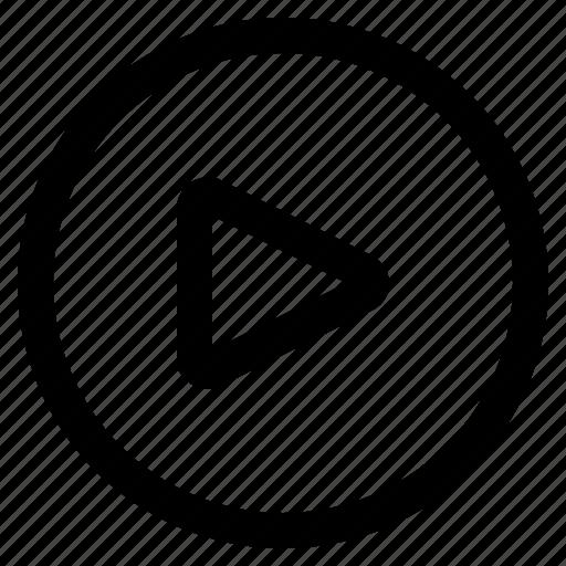 interface, media, multimedia, music, play, player, ui icon