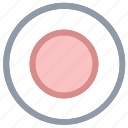 circle, circles, circular, geometry, planet icon