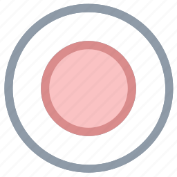 circle, circles, circular, geometry, planet icon