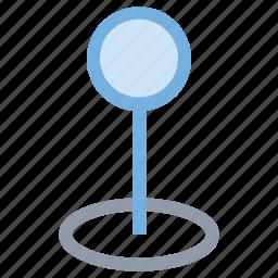 illumination, lamp post, light, light bulb, lights icon